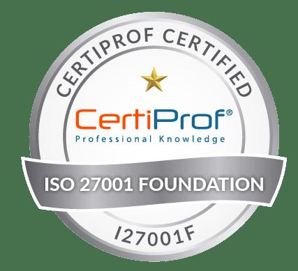 Logo ISO27001 Fundamentos.