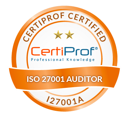 Logo ISO27001 Auditor.